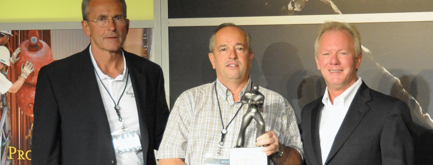 2012 Charles W. Jones Award Winner - Local 85