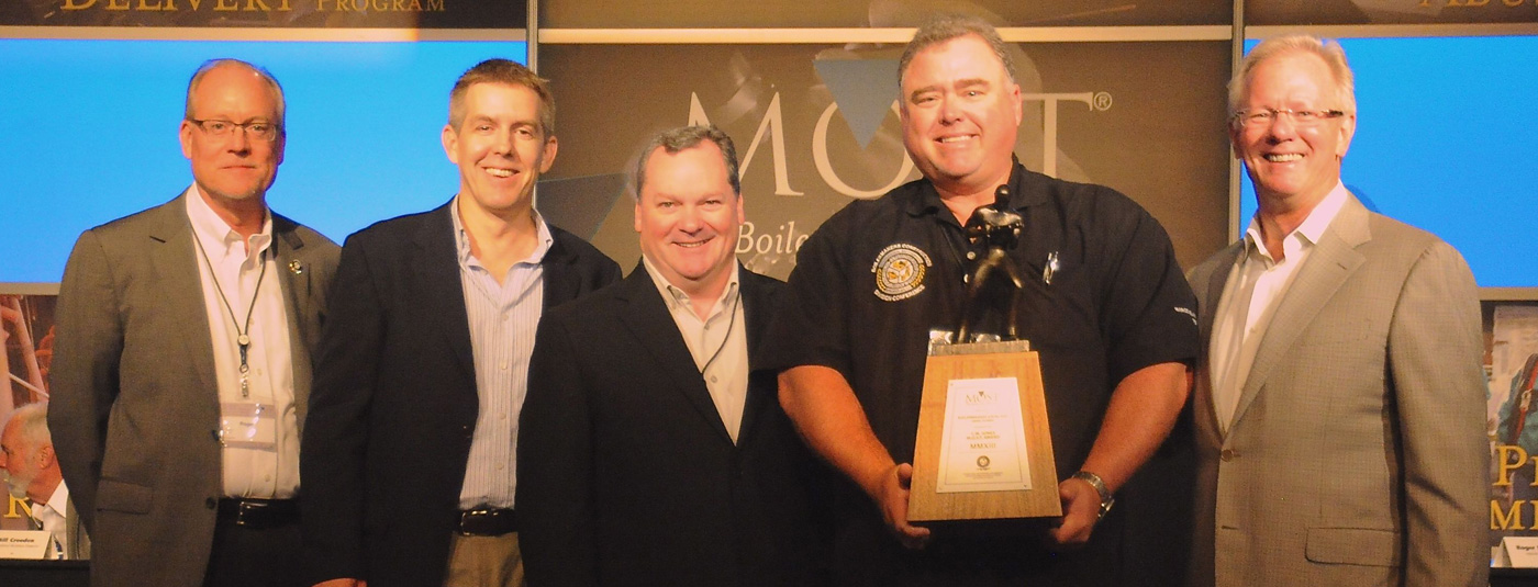 2013 Charles W. Jones Award Winner - Local 433