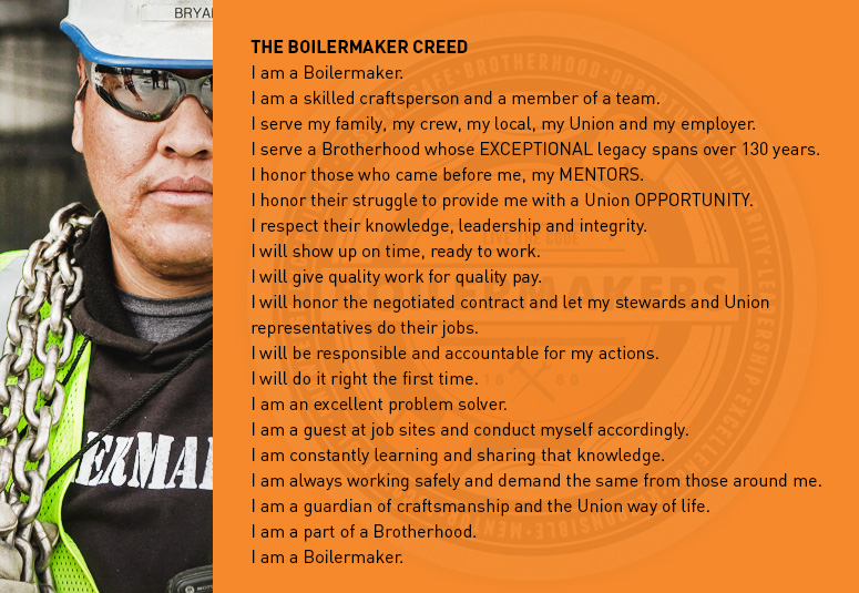 The Boilermaker Creed