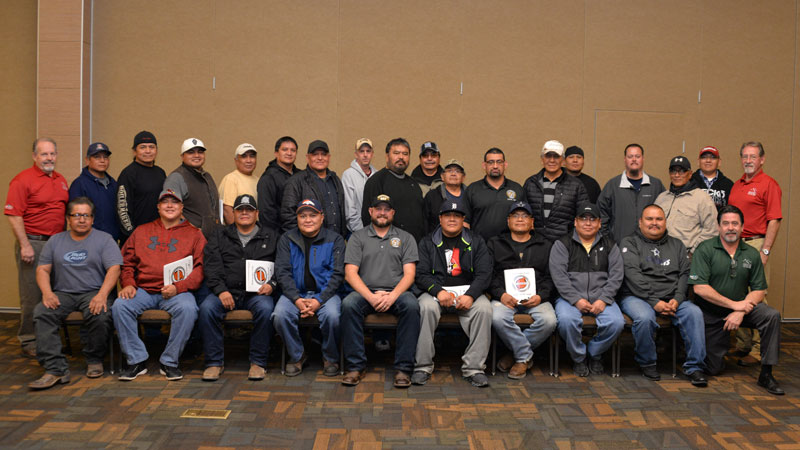 Local 627 Boilermaker Code Training 2017 - partial group one