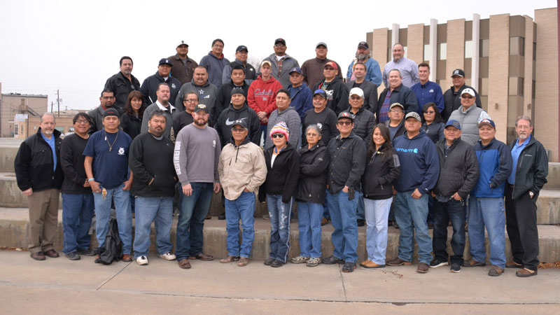 2017 L-627 Boilermaker Code training Group